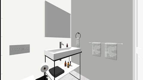 Bathroom 2 - Bathroom  - by oliviakurek