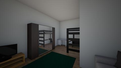 Artura istaba - Bedroom - by ArtursB