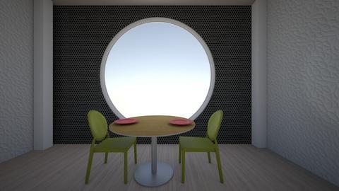 circles  - Dining room  - by emma__mendoza