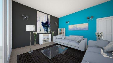 retro dream - Retro - Living room  - by guestrajeev