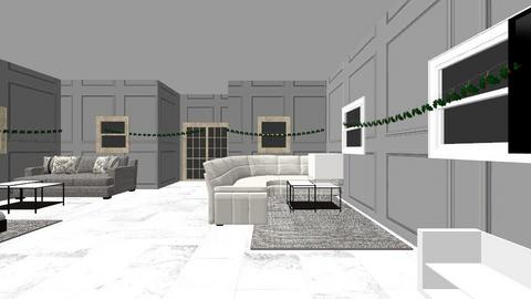 my grandmas master bedroo - Modern - Bedroom  - by MarianaGuzman