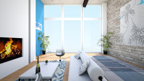 Living Room - Living room  - by Diego Elias Trevino