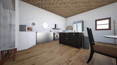 kitchen design - Classic - Kitchen  - by blake corbin