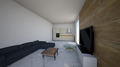 new - Modern - Living room  - by Sobieski