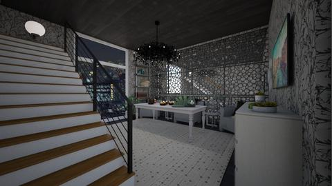 Shabby Chic Living Room - Global - Living room - by Yui Soo