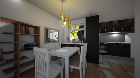 dining v3 - Kitchen - by qmdcarino
