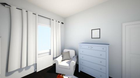 pokoj dla chlopca - Minimal - Kids room  - by lulu04