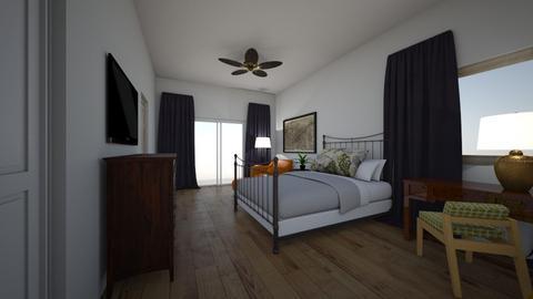 Joan H Bedroom2 - Bedroom  - by cmhoward
