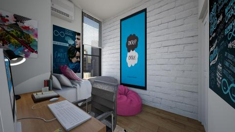 TFIOS 3 - Bedroom  - by SammyJPili