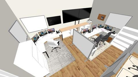 office project sikkerhet  - Office  - by henr3