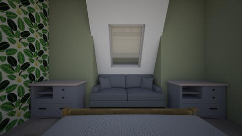 Teenagers Room - Bedroom  - by KeiraRose1706