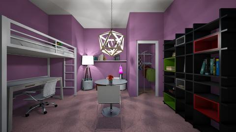 teen room - Kids room  - by mashhoud