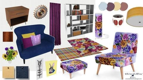 Retro Country - by Interiors by Elaine