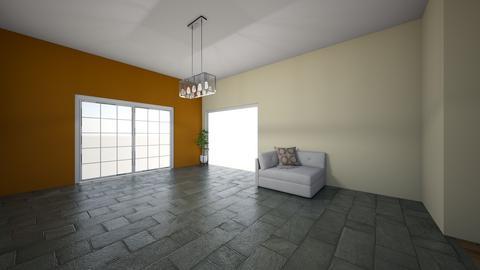 Nora - Living room - by 018distj