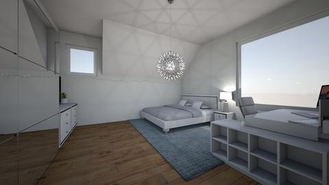 me - Bedroom - by urskaadrevensek