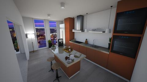 C - Kitchen  - by eloise12345