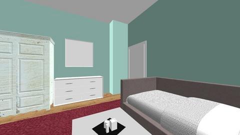 Karolina - Kids room - by Karolina Kogut