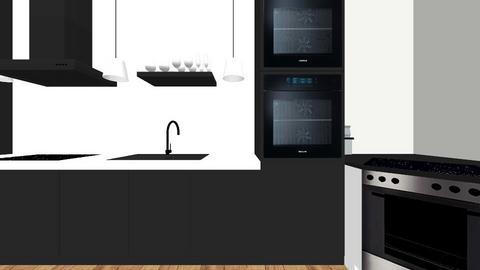 Kitchen 2 - Classic - Kitchen  - by Wilsonai0