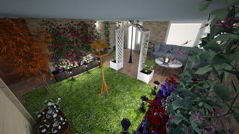 Tuin 3 - Garden  - by Ilonka123