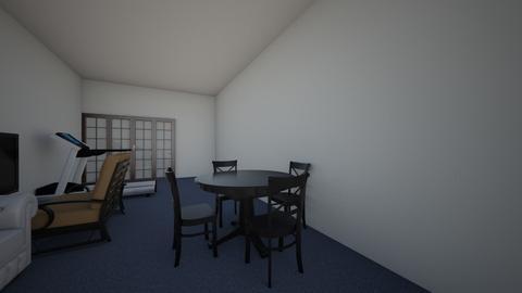 Miguel 3d bedroom - Classic - Bedroom  - by miguelangelc