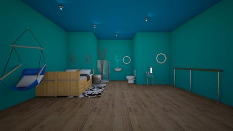 BALLET BED ROOM - Bedroom  - by AATHEDANCER