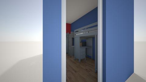 kids room - Bedroom  - by riyaadhess