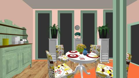 Near Me - Dining room - by Nurul Yunita Sari Ginting