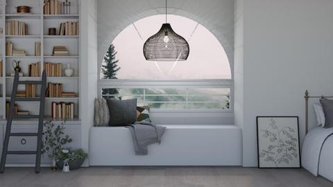 H O L L Y  - Bedroom  - by MilksDaBunz
