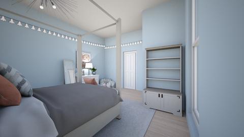 Dream Room 3 - Bedroom  - by Abigail June