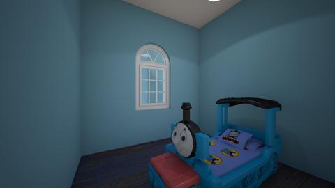 quartgo do biel - Bedroom  - by ana clara garcia