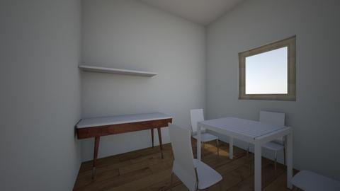Counseling table room - Office  - by DennetteGardner