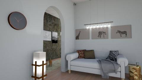 sitting room  - by Jennifer Baines