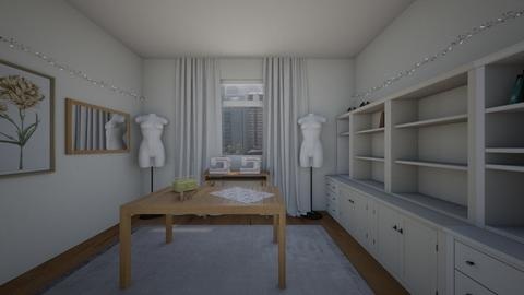 Sewing Room Rich House - by ObsessedDiys