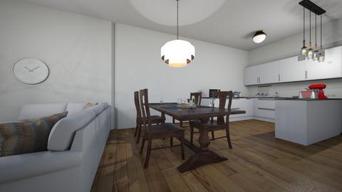 Dining Room - Modern - Dining room  - by Sam1214