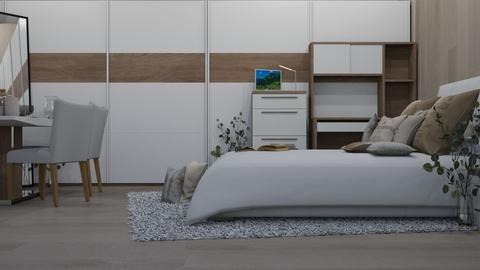 Mckenzie - Bedroom  - by Katjie