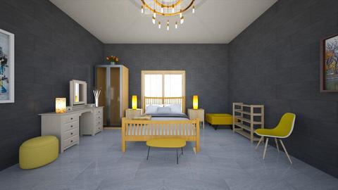 bedroom - Bedroom  - by Malshi