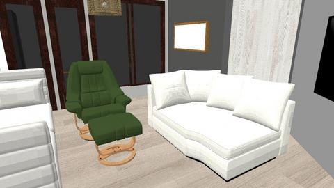 Sala Bosques_Decor - Modern - Living room  - by AlejandroTD