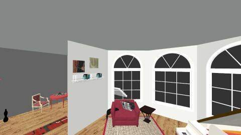 Laundry Room - by cydrodilla
