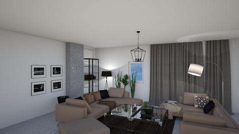 livingroom constr - by Sepiadekor