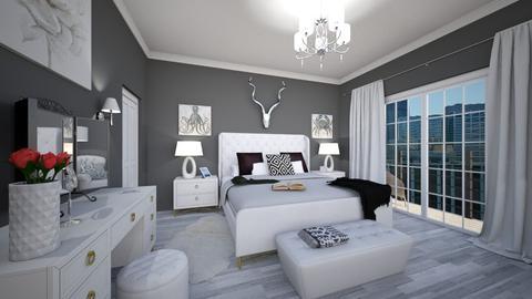Bedroom - by bellusii