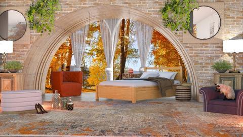 Autumn - Bedroom  - by milyca8