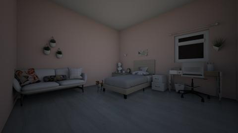 desing - Retro - Bedroom  - by leonormartinscarmo