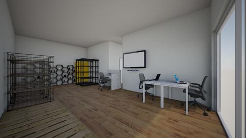 Centro de experiencia  - Minimal - Office  - by innovision