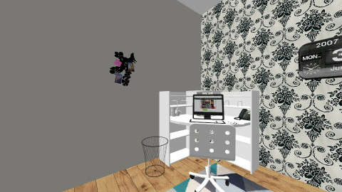 Home Office  - Classic - Office  - by elizabeth56271