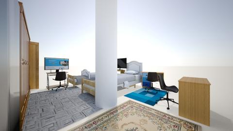 my room - Bedroom  - by Mario_Mourad