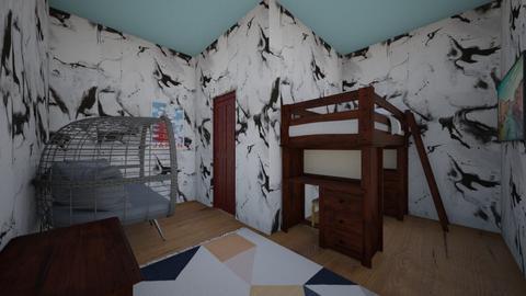 Bedroom - Modern - Bedroom  - by Kyla187