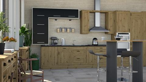 modern farmhause kitchen - by ilcsi1860