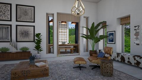 free living  - Global - Living room  - by timeandplace