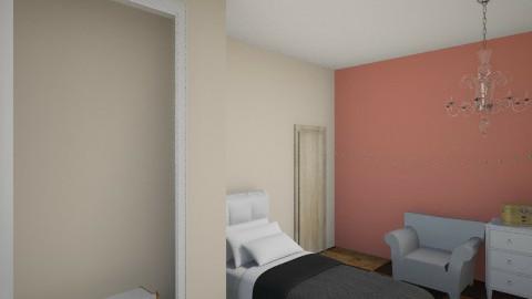 my room - Vintage - Bedroom  - by meghanwoulfe21