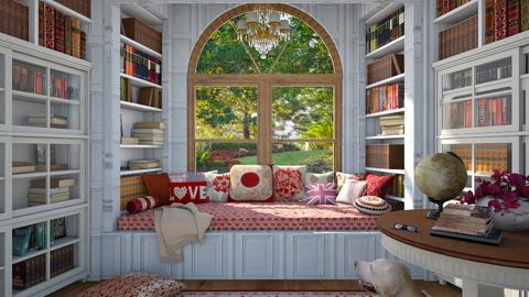 Design 517 Cozy Reading Nook - by Daisy320